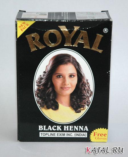 Черная хна для волос отзывы